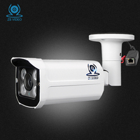 ZSVEDIO Surveillance Cameras POE Security Camera Alarm System CCTV Cameras Security Camera System 1080p Waterproof HD