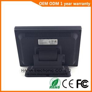 Image 4 - 15 インチ Wifi Bluetooth のタッチスクリーン POS システムオールインワンのデスクトップコンピュータ販売