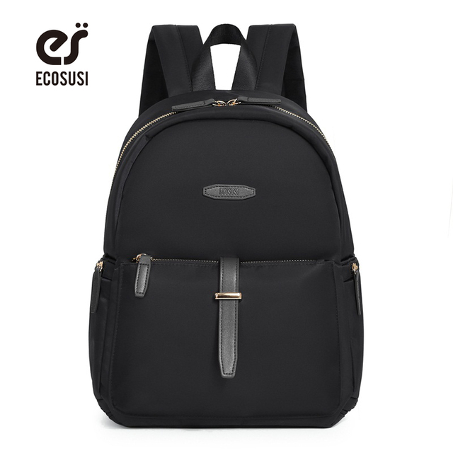 dddb1f72c7bf ECOSUSI New Girls Designer Backpacks Small Latest School Bag Amazing Backpack  School Backpack For Teenager Girls
