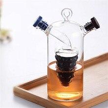 Двухслойный Графин для вина и кухни, бутылка для хранения специй, бутылка для хранения масла, банка для хранения приправ