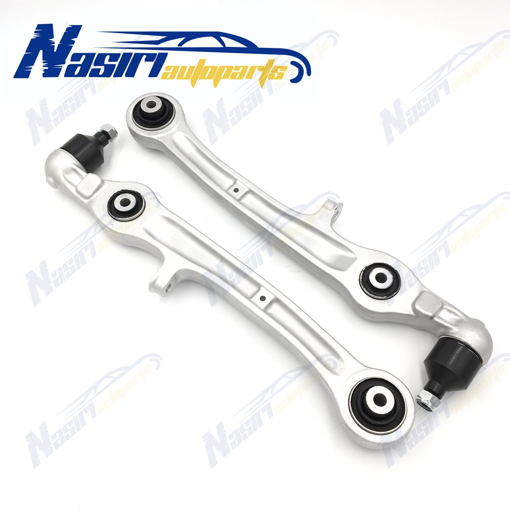 Front RH Side Lower Suspension Assembly Control Arm With Ball Joint Fits Audi A6