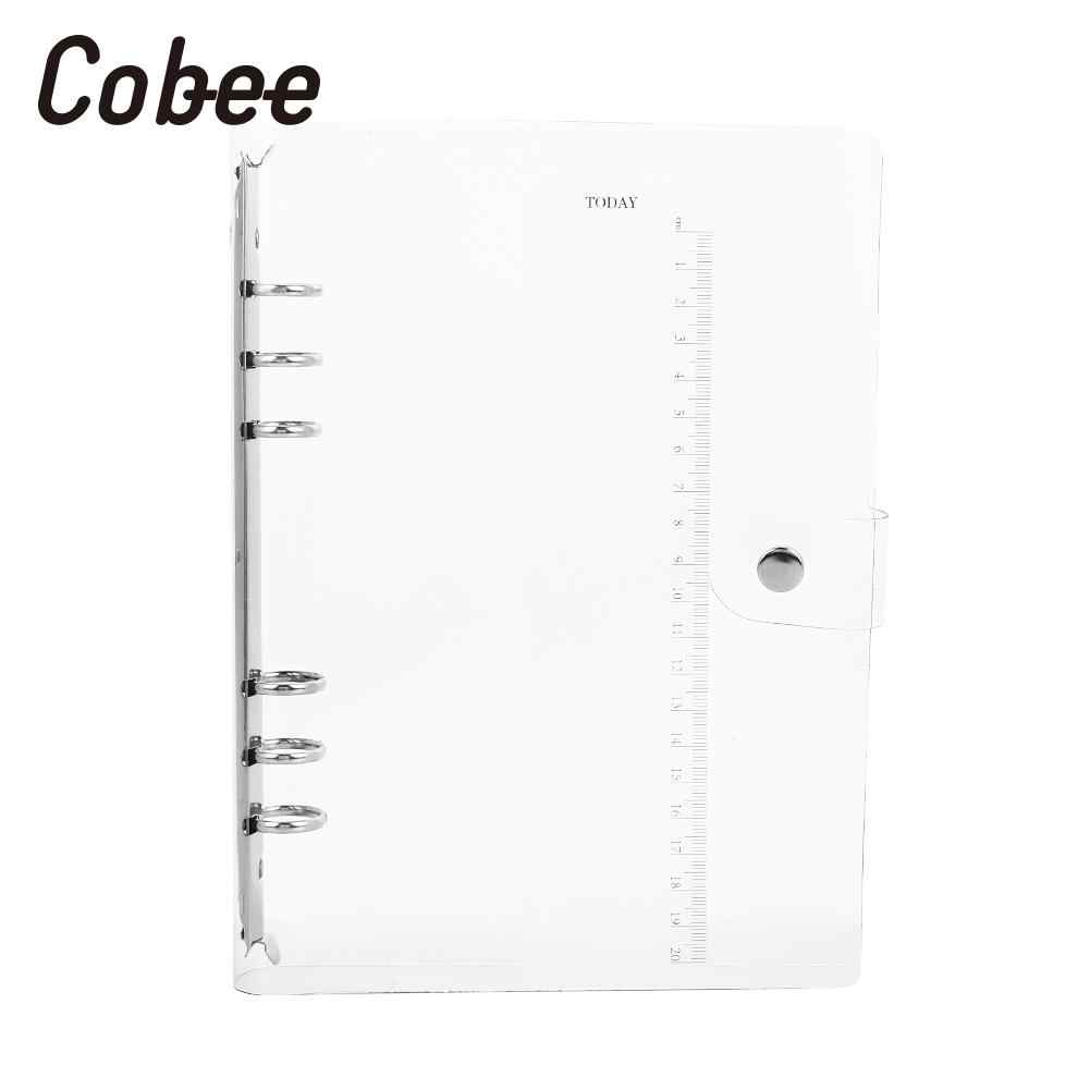 Notebook Cover A5 A6 A7 Diy 6 Holes Binder Diary Planner Cover