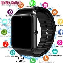 2019 Bluetooth Smart Watch for Iphone Phone for Huawei Samsu