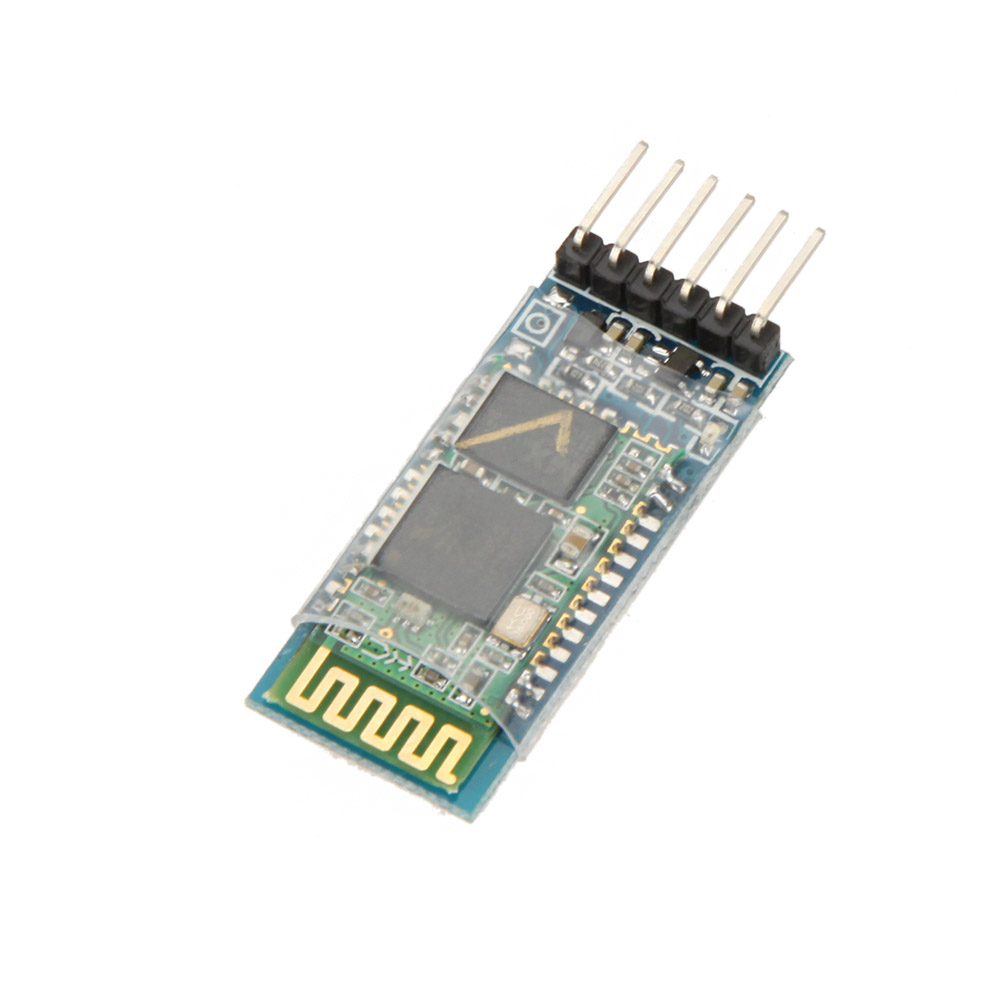 Wireless Bt Master And Slave Hc-05 Transceiver Module For Arduino Arm Dsp Pic Smartphones Pad And Psp With Bt Function Electronic Components & Supplies