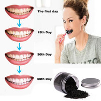 100% Natural Bamboo Charcoal Teeth Whitening Powder Toothpaste Whitening Teeth Remove Halitosis Plaque Dentifrice Drop Shipping Health & Beauty