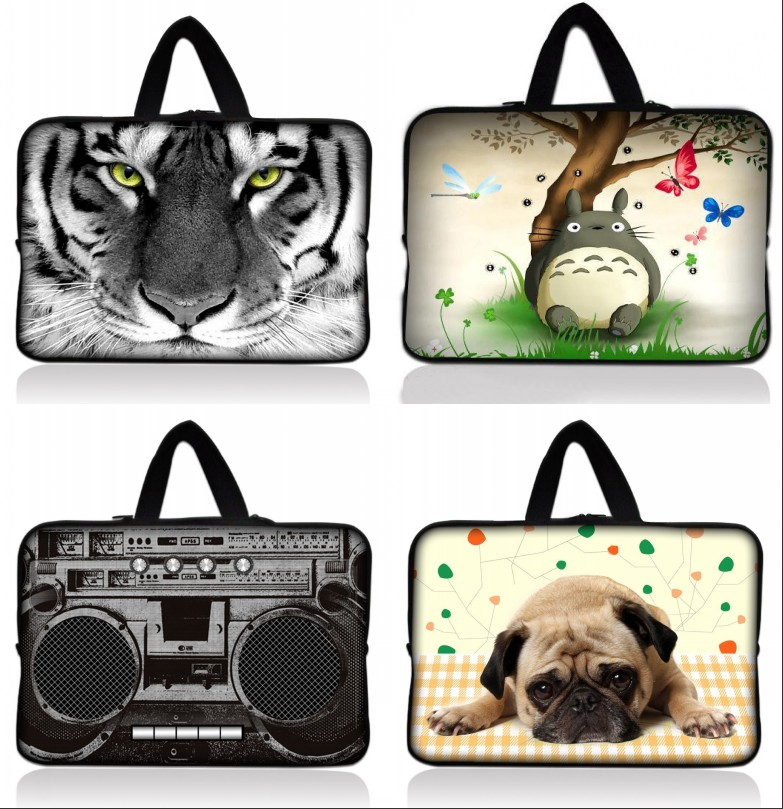 Laptop Sleeve Case Notebook Cover Bag Computer Pouch 11 13 13.3 14 15 15.6 17 inch For HP MacBook HP Dell Acer Samsung