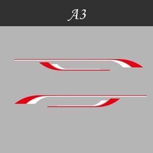Image 5 - 1 คู่ 2 ด้าน Motorhome ลาย Camper Van กราฟิกสติ๊กเกอร์สติ๊กเกอร์สำหรับ Mercedes Sprinter ไวนิล