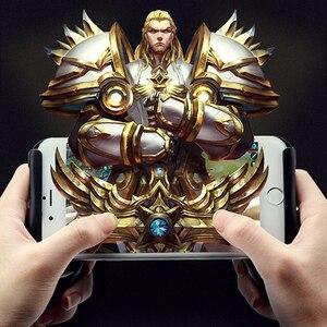 Image 5 - אוניברסלי נייד טלפון משחק ידית gamepad בקר משחק קונסולות עבור PUBG נייד עבור iphone אנדרואיד