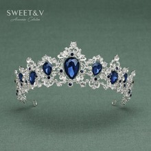 Luxurious Bridal Jewelry Crown