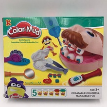 Educational-Toys-Set Doctor-Toys Girls Gift Children's Plastic for Creativity with Boys