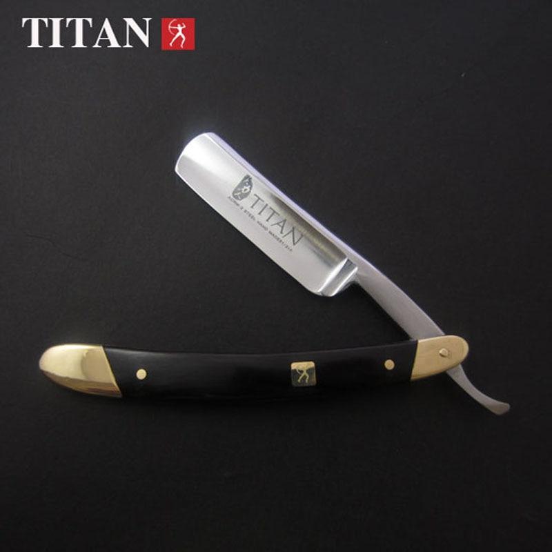 δωρεάν ξυριστική ξυριστική ξυρίσματος ευθεία ξυράφι Titan