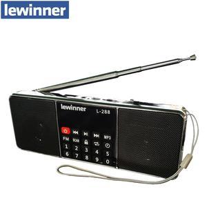 Original lewinner L-288 Portable FM Radi