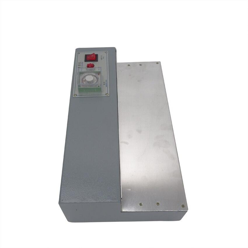 Máquina de embalaje de caja de perfume eficiente CW 115, embalaje de pañuelos - 5