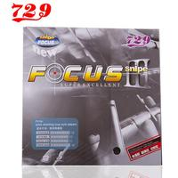 Original 729 Focus 3 NON Sticky Table Tennis Cover Table Tennis Rubber Ping Pong Rubber Send