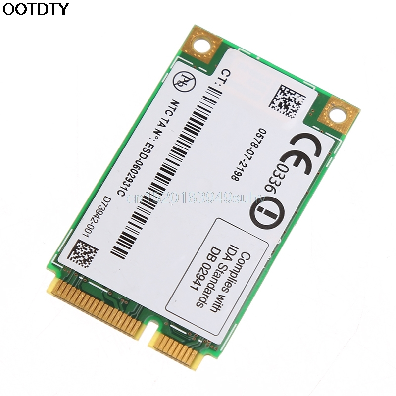 Dual Band 300Mbps WiFi Link Mini PCI-E Wireless Card For 4965AGN NM1 -  New Hot
