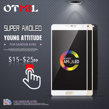 OTMIL 6.0 AMOLED For SAMSUNG A605 LCD Display Touch Screen Digitizer A6 Plus 2018 A605FN #1