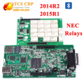 tcs cdp Perfect works for BM-w E90 E60 2014 R2 or 2015 R1 NEC Relays with Bluetooth TCS CDP  NEW VCI TCS CDP Diagnostic 3 IN 1