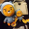 Горячие Продажи Райан ПП Хлопка Кукла Медвежонок Плюшевые Игрушки Милый Подарок На День Рождения для Ребенка