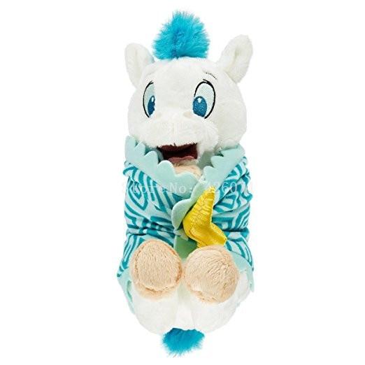 New Hercules Baby Pegasus In A Blanket Plush For Girls Boys Kids