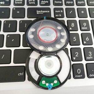 TONLEN 2 шт. 50 мм HIFI сабвуферный наушник динамик 16 Ом гарнитура динамик рупорный блок DIY беспроводные Bluetooth наушники Ремонт Динамик