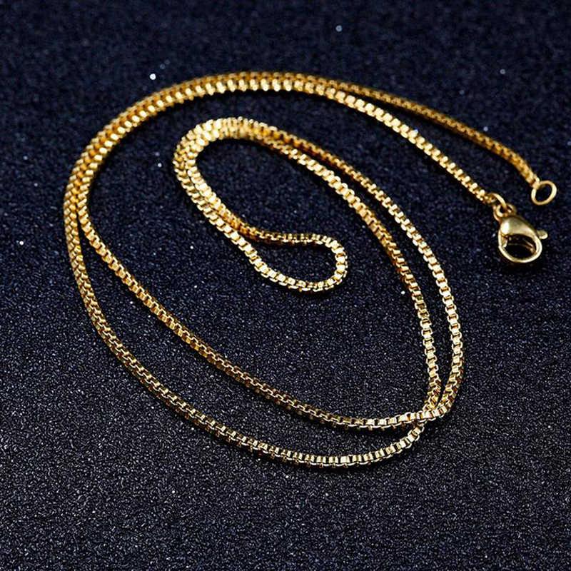 XIAOJINGLING wąż łańcuch złoty/srebrny kolor długi naszyjnik dla kobiet mężczyzn hurtownia Hip Hop Party biżuteria koncert akcesoria na szyję