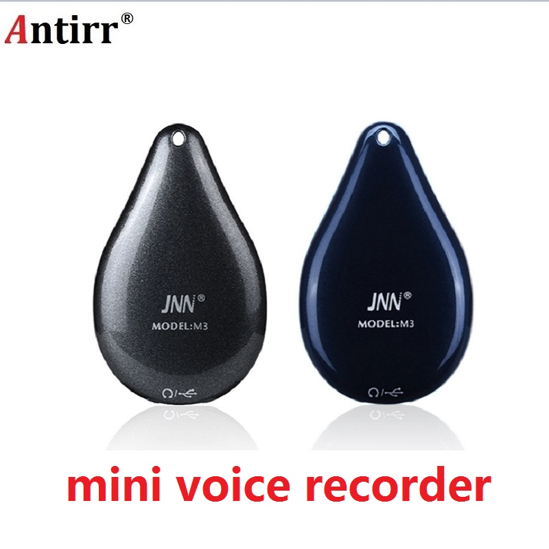 Rechargeable 4/8/16GB Digital Audio Sound Voice Recorder Dictaphone MP3 Player High Quality Mini Digital USB Voice Recording Pen