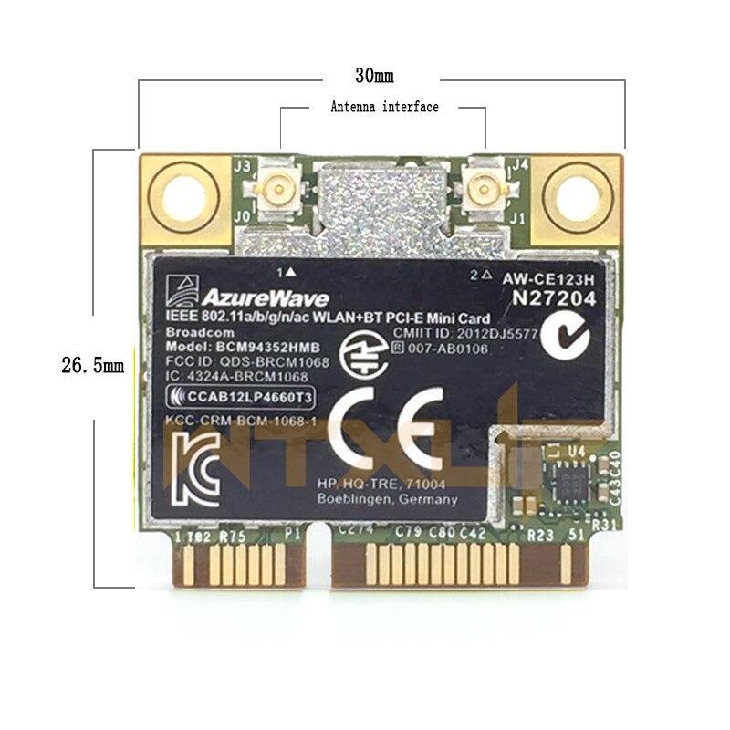 HP ENVY 17t-j000 Broadcom WLAN 64 BIT