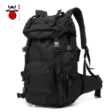 2017 Senkey style Brand Large Capacity Travel Backpack Men Shoulder Bag Male Military Backpacks Waterproof and Durable Rucksack