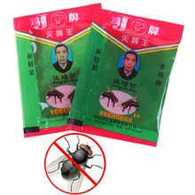Средство для борьбы с вредителями, мощная эффективная приманка для уничтожения мух, инсектицид, средство для уничтожения насекомых, 25 шт./ло...