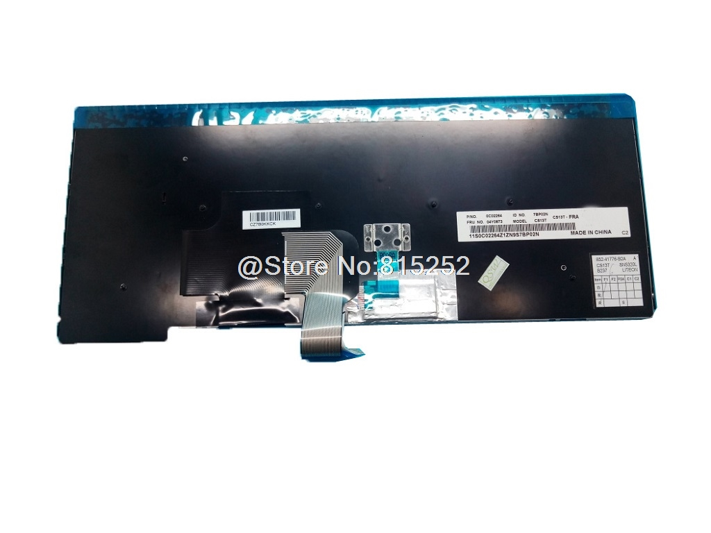 US $27 89  keyboard for Lenovo For Thinkpad T440 E431 T440S T431S E440 T450  T460 English US Thailand TI Spain SP France FR 04Y0858 0C045301-in