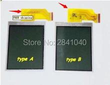 LCD Display Screen For FUJI for FUJIFILM AV100 AV105 AV200 AV205 JV100 JV105 JV150 JV155 JV250 JV255 JV310 AX200 Digital TYPE A