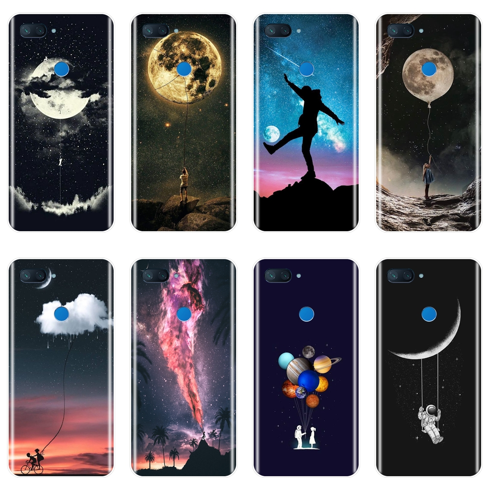 Cellphones & Telecommunications Iyicao Cartoon Moon Stars Hard Case For Redmi 6a 4a S2 Note 7 3 4 4x 6 5 Pro 5a Prime Plus Phone Cover