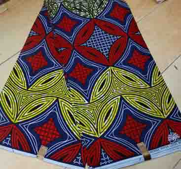 Guaranteed real wax print 100% cotton amy wax african fabric free shipping Textile For Sewing Super Wax 6 Yards/Lot