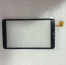 Envío libre pantalla táctil de 8 pulgadas, 100% nuevo para prestigio multipad wize 3508 4g pmt3508_4g panel táctil, tablet pc vidrio digitalizador