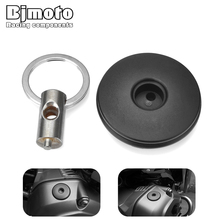 Bjmoto R NINE T R1200R R1200RT/S/ST Motorcycle Engine Fuel Gas Tank Cap Oil Filter Filler Cover For BMW R1200GS ADV 2007-2017