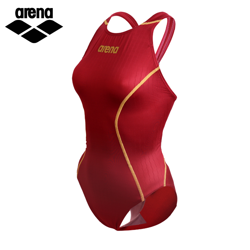 Arena 2018 New Arrival Professional Women Sports Swim Suit Competitive Body Builidng Swim Wear