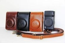 Защитная искусственная кожа сумка для фотокамеры чехол для ricoh gr gr2 грии чехол для камеры