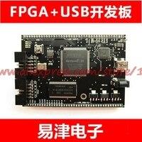 Free Shipping CY7C68013A ALTERA3 Development Board FPGA USB EP3C10E144c8n