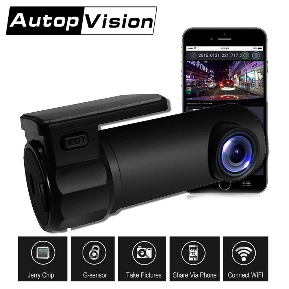 N63 Mini Wireless Driving Recorder HD Night Vision 24-hour Monitoring Car Recorder Mini