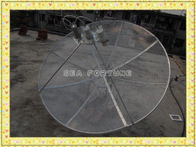 Polar Service Center >> 160 cm Polar Mount mesh satellite dish , C Band 160cm Prime focus antenna, Drop Shipping on ...