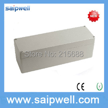 Saipwell New 250*80*80mm Metal and electrical controller shell aluminum metal waterproof boxes SP-AG-FA22