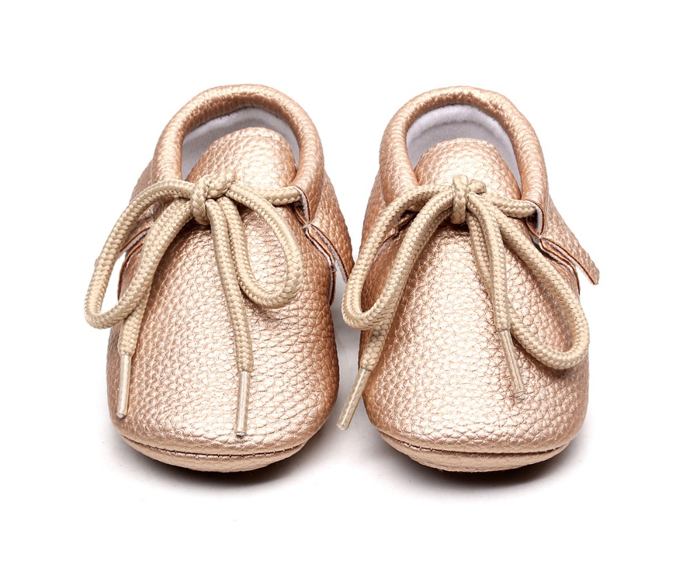 Retail-New-pu-Leather-Baby-Moccasins-Shoes-solid-lace-up-hard-rubber-sole-Baby-Shoes-Newborn-first-walker-Infant-Shoes-1