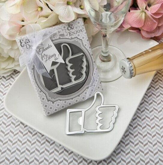 Ev ve Bahçe'ten Açacaklar'de 100 adet Düğün Iyilik ve hediyeler Facebook gülen Gibi şişe açacağı Misafirler hediye kutusu Gelin duş hediyeler Için beğeni abd'da  Grup 1
