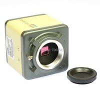 800TVL 1/3 CCD Digital Industry Microscope Camera Set CS & C Mount Lens Support BNC Color Video Output F SMD BGA PCB Soldering