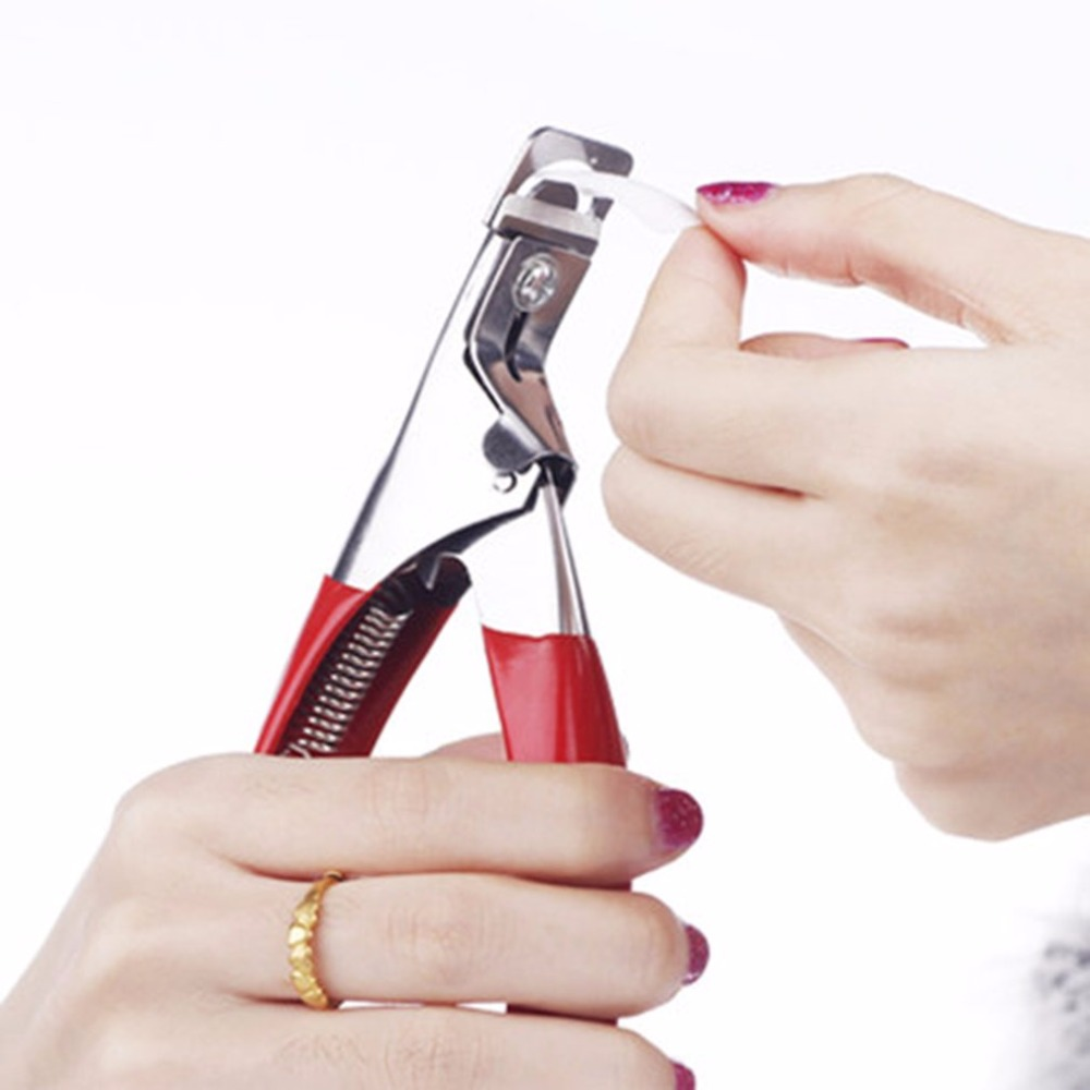 2017 Hot Sale Manicure Pedicure Nail Art Edge Cutter False Tips Nail ...