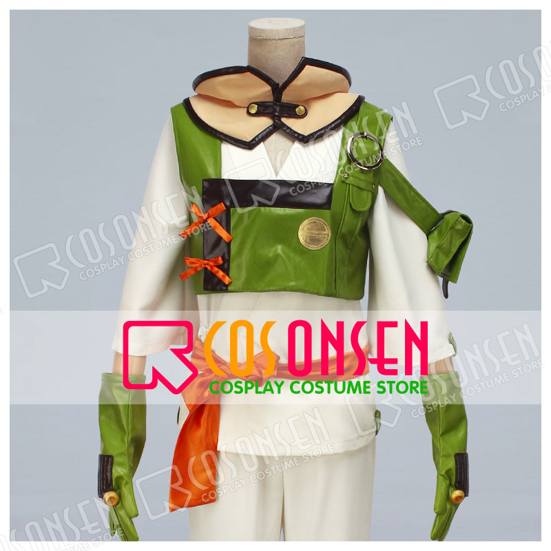 COSPLAYONSEN Kabaneri of the Iron Fortress Yukina Cosplay costume All Size