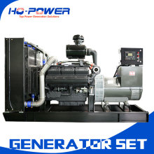 Hot sale 750kva diesel turbine generator self power generators from china