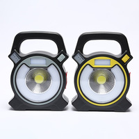 The New COB Mobile Emergency Lantern Light Flashlight USB Charging Outdoor Camping Lamp Wholesale