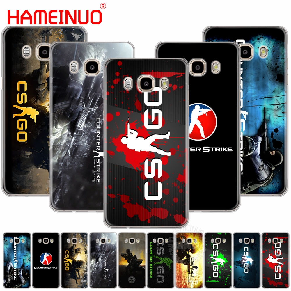 Intelligent For Samsung Galaxy A3 A5 A7 J1 J2 J3 J5 J7 2015 2016 2017 Accessories Phone Cases Covers Cs Go Gun Game On Cellphones & Telecommunications