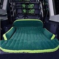 Дропшиппинг внедорожник надувной матрас с воздушным насосом путешествия Кемпинг pad заднее сиденье автомобиля Спящая кровать матDHL Рац